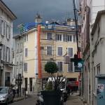 Couverture immeuble centre ville